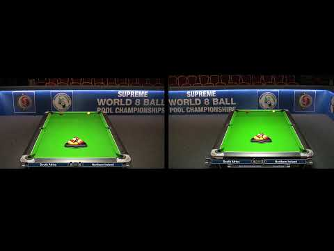 2019 Men's World Championship - Round Robin - South Africa v Northern Ireland