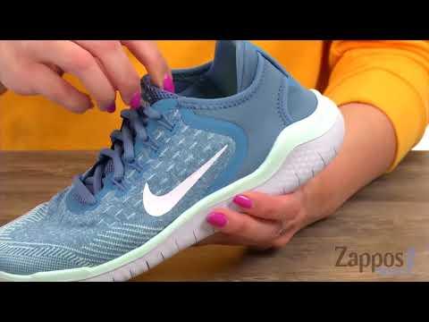 3858a29b83 Nike Kids Free RN 2018 (Big Kid) at Zappos.com