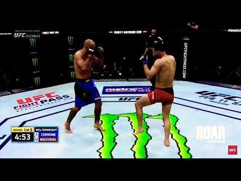 Jorge Masvidal vs Donald Cerrone: UFC Fight Night: Denver