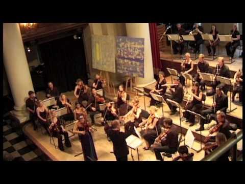 Max Bruch Violin Concerto 2nd Movement