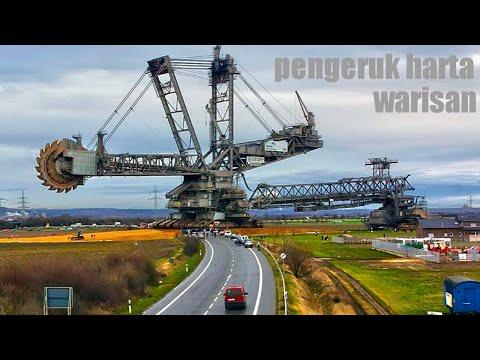 Download 5 alat berat terbesar dan terberat di dunia