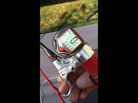 Paraglider tow winch,2018. and line setup