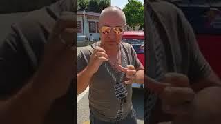 Ретро лягушатник Рено в Италии