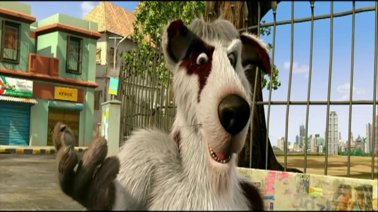 Download RoadSide Romeo full movie in hindi | animated movie in hindi