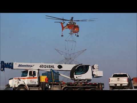 Sikorsky S-64 Skycrane N163AC