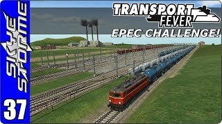 Transport Fever - EPEC Challenge Ep 37 - INCREASED PRODUCTION!