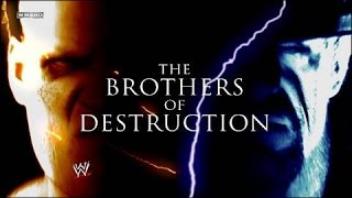 The Brothers of Destruction Tribute: Sucker For Pain