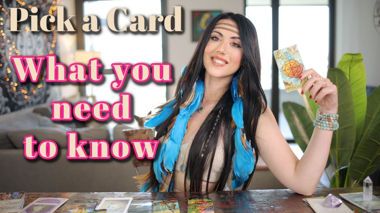 🔮PICK A CARD🔮What you NEED TO KNOW about your FUTURE?💫Are you on the right path?