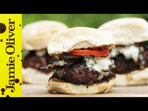 The Ultimate Spicy Burger | DJ BBQ