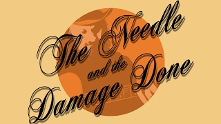 Cover of 'The Needle and the Damage Done' by Neil Young
