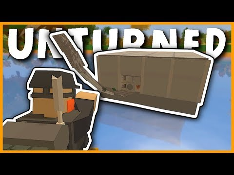 ILLEGAL DONATOR GLITCH BASE RAID! INSANE LOOT! (Unturned Base Raids)