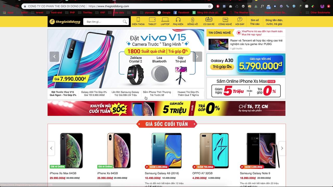 Bài 13 -Thêm mới product  - Xây dựng website bán hàng laravel