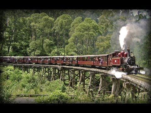 Happenings Around Puffing Billy - 30/11/2013