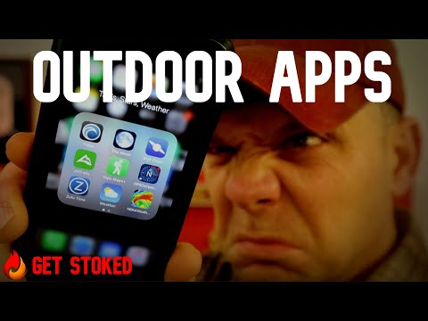 Top 10 Survival, Bushcraft, Hiking, And Outdoor Apps!