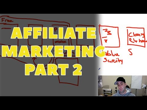 Make Money With Affiliate Marketing (More Email Stuff Part 2) thumbnail