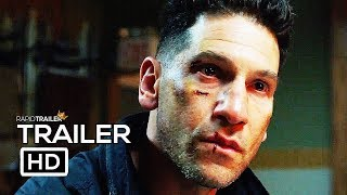 THE PUNISHER Season 2 Official Trailer (2019) Marvel, Netflix Series HD