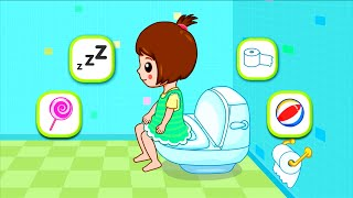 Toilet Training - Baby's Potty Android Gameplay Full HD