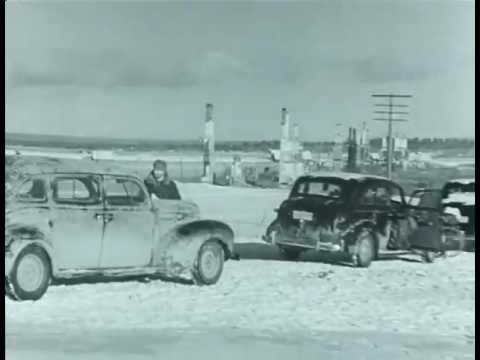 Финские войска захватили советский город Сартавала, 1942. Финляндия в войне против СССР, 1941-1944