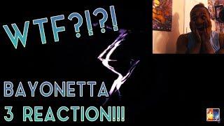 BAYONETTA 3 LIVE REACTION!!! [The Game Awards 2017 Trailer]