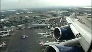 Cómo realiza la maniobra de despegue de un avión