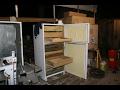 Refrigerator Tool Box - CHEAP Tool Chest.