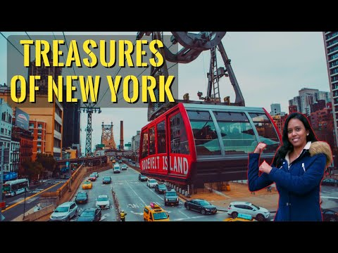 Roosevelt Island Tram Ride - TREASURES OF NEW YORK