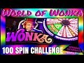 100 Spins on World of Wonka ✦ SPINNING SATURDAYS ✦ EVERY SATURDAY Slot Machine Pokies at Pechanga