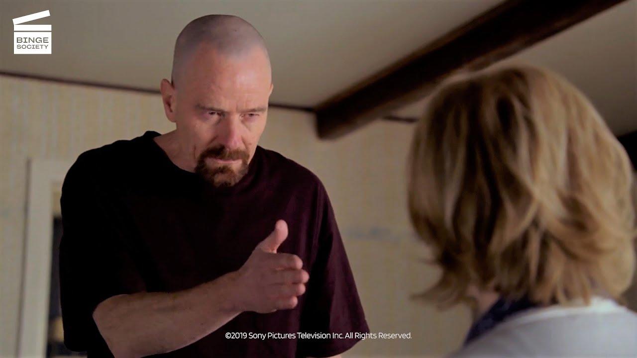 Download Breaking Bad Season 4: Episode 6: I am the danger HD CLIP