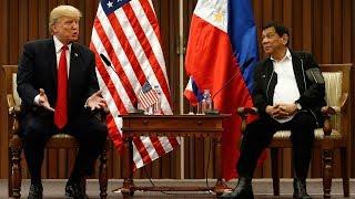 видео Российско-филиппинские отношения