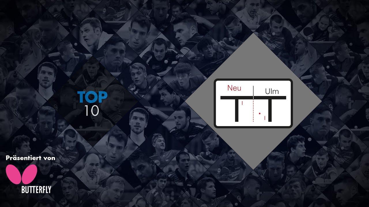 TTBL TOP 10: TTC Neu-Ulm