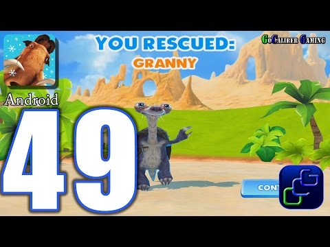 ICE AGE Adventures Android Walkthrough - Part 49 - Wave