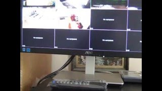 Глючит видеорегистратор HVR-164H-M