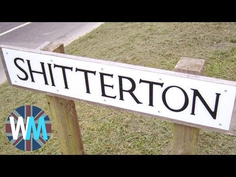 Top 10 Crazy-But-True British Place Names