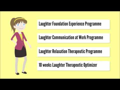 Laughter Therapist Van Ram | Singapore Laughter Yoga | MWS