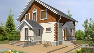 Строим  дом из пеноблока (от фундамента до крыши)