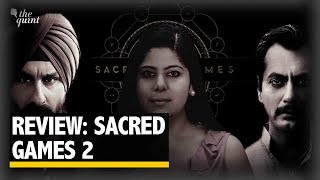 Sacred Games 2 Review: RJ Stutee Ghosh reviews the second season of sacred games.