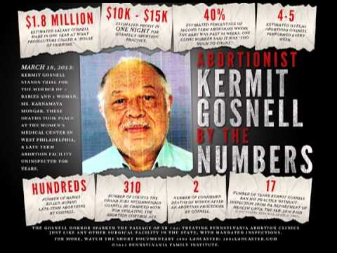 !!!Disturbing!!! MARK LEVIN on Abortion Dr. Kermit GUILTY Gosnell PLOPPED PARENTHOOD PLANNED