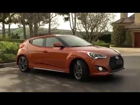 2016 Hyundai Veloster Turbo | Top Speed