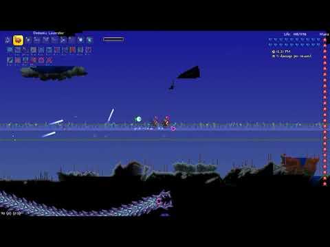 Terraria Calamity Mod: Lacerator is STILL VIABLE against Rev Doggo