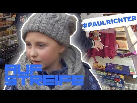 Fine (8) klaut Lebensmittel! Skrupellos oder guter Zweck? | #PaulRichterTag | Auf Streife | SAT.1 TV