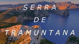 Serra de Tramuntana Aerial Video