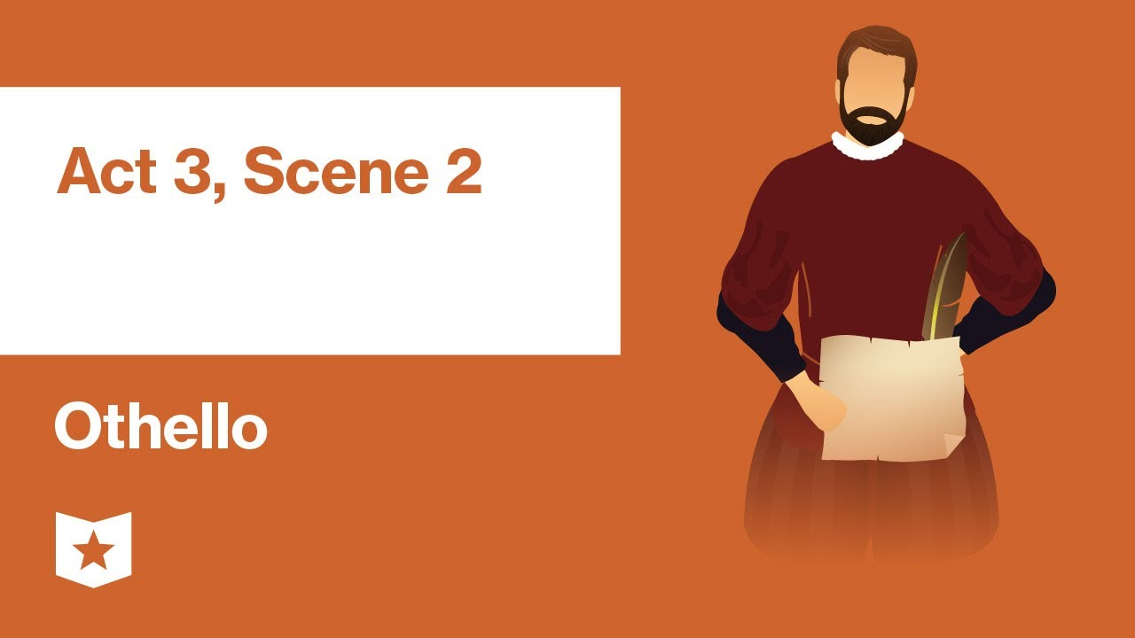 Othello By William Shakespeare Act 3 Scene 1 Youtube Macbeth Explanation
