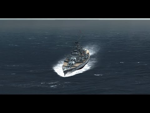 Atlantic Fleet : Battleship Spotlight - The Bismarck Class