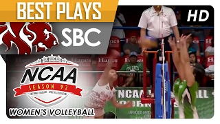 getlinkyoutube.com-Ranya Musa power block | SBC | Best Plays | NCAA 92 MV