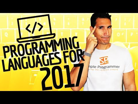 The Best Programming Languages To Learn In 2017