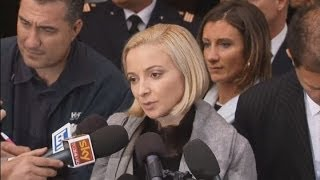 Dancer admits affair with Costa Concordia captain