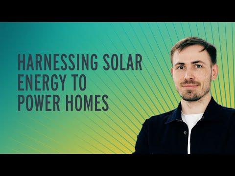 Harnessing Solar Energy to Power Homes | Investing in Innovation | Mubadala