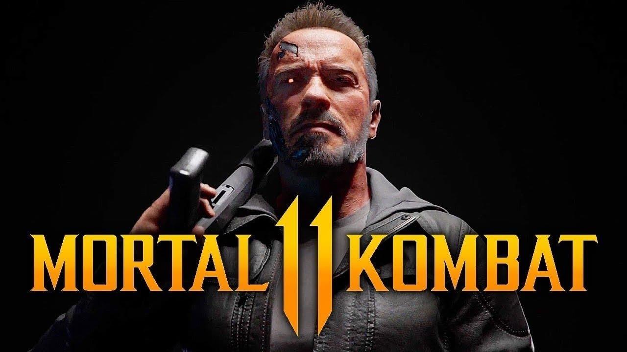 Mortal Kombat 11 | Español Latino | Terminator T-800 Trailer |