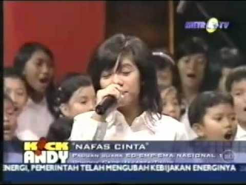 Gita Swara Nassa - Nafas Cinta - cover