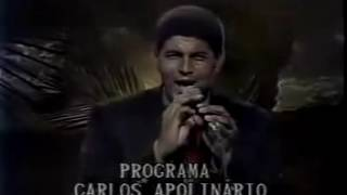 Marcos Antonio - Fio de Escarlate  Anos 1990